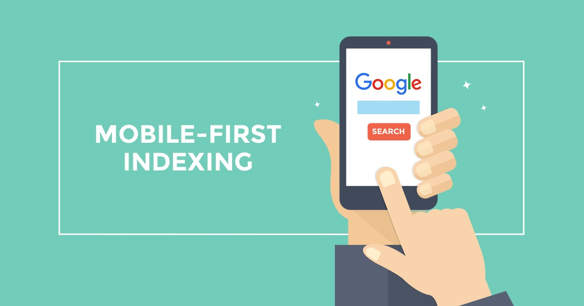Qué es mobile First Indexing