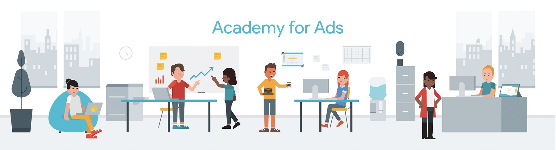 oficina academy for ads