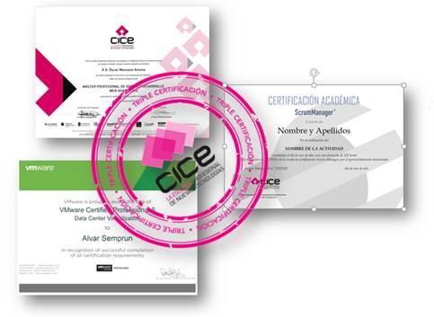 certificaciones cice