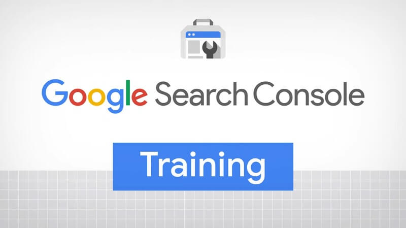 google search console training