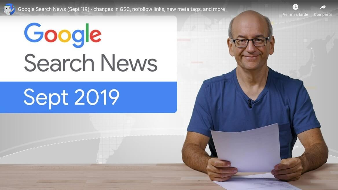 google search news sept 2019