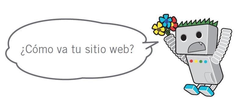 googlebot: como va tu web!