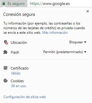 https conexion segura