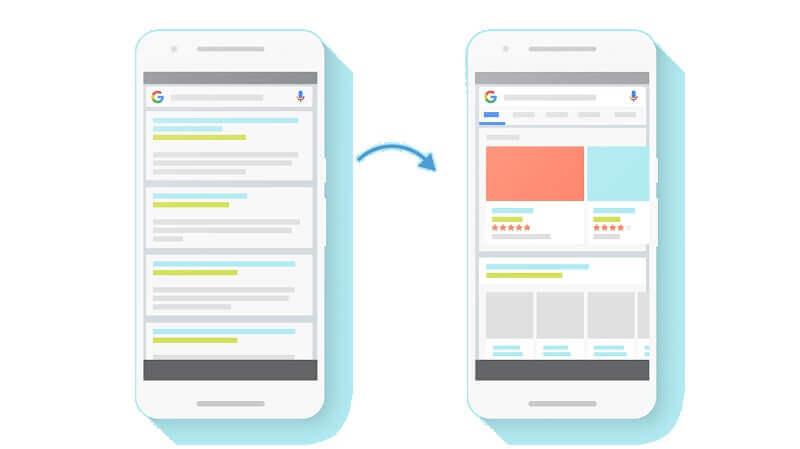tutorial search console apariencia resultados de búsqueda