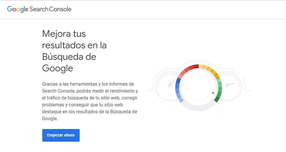 tutorial search console mejora tus resultados en la búsqueda de google
